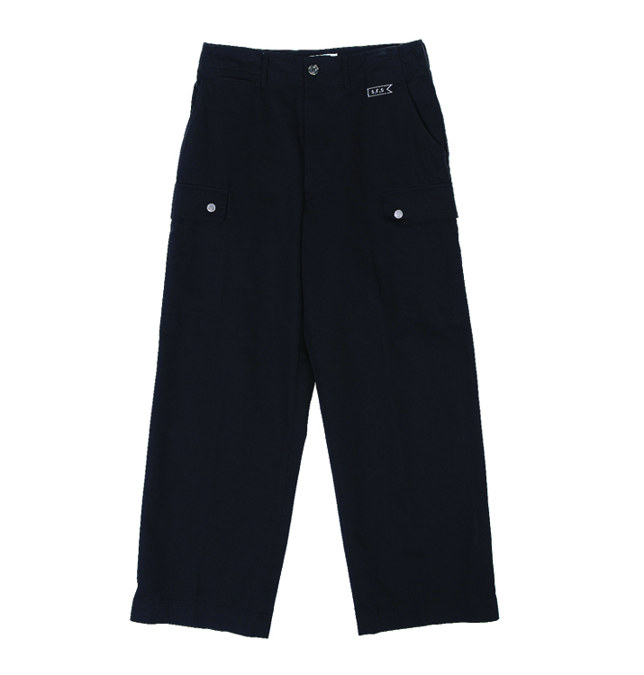SFS WORK PANTS BLACK