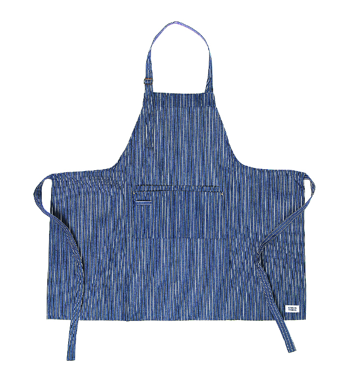 SFS LONG APRON DENIM