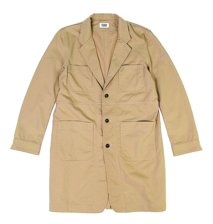 SFS WORK JACKET BEIGE