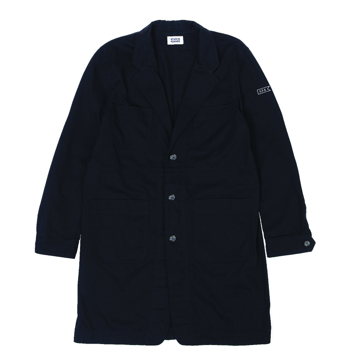 SFS WORK JACKET BLACK